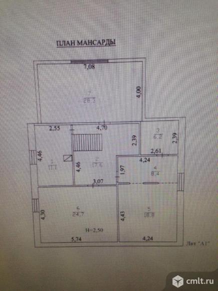 Продается: дом 242.9 м2 на участке 8 сот.. Фото 3.