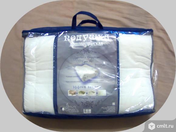 Подушка ортопедическая. Фото 1.