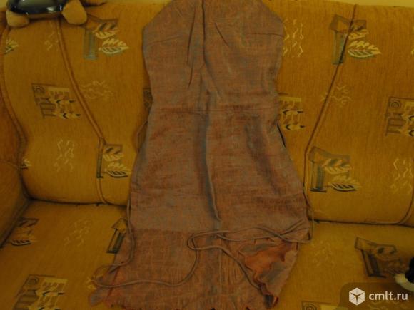 Продаю на выпускной нарядное платье-сарафан. Фото 1.