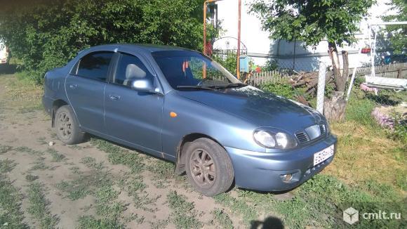 Chevrolet Lanos - 2007 г. в.. Фото 1.
