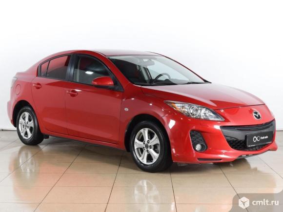 Mazda 3 - 2012 г. в.. Фото 1.