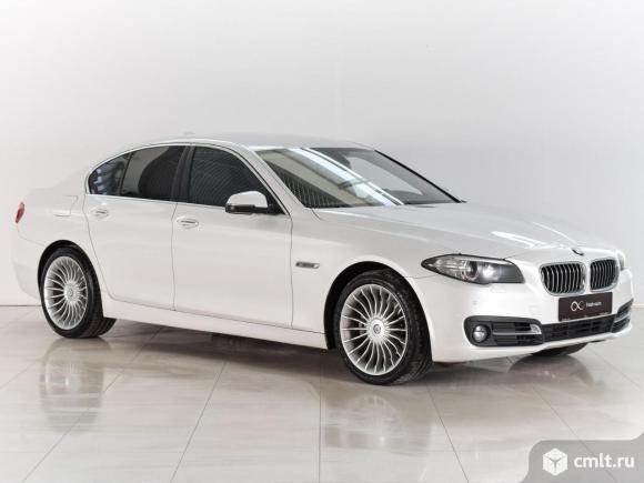 BMW 5 серия - 2014 г. в.. Фото 1.