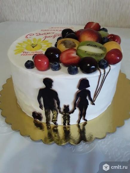 Домашние торты. Фото 20.