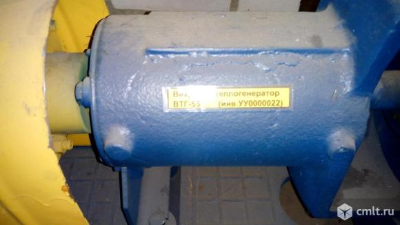 Продаётся вихревой теплогенератор. Фото 1.
