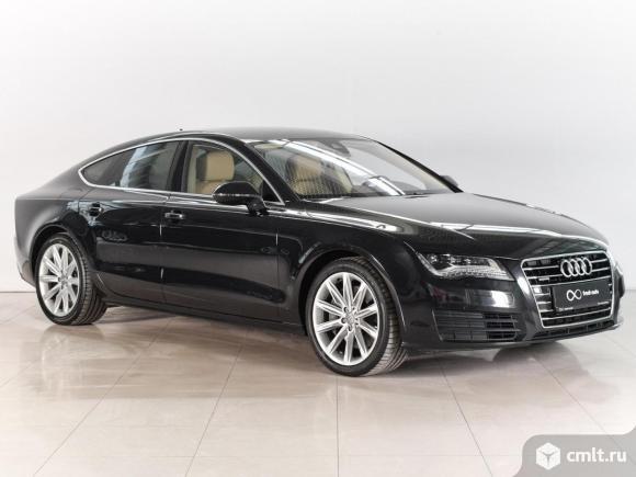 Audi A7 - 2011 г. в.. Фото 1.