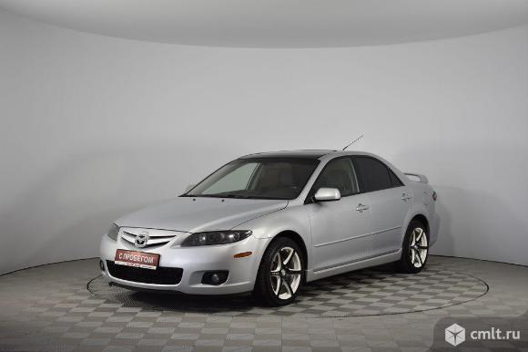 Mazda 6 - 2006 г. в.. Фото 1.