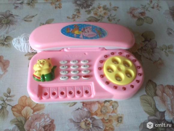 "Игрушка""Телефон"". Фото 1."