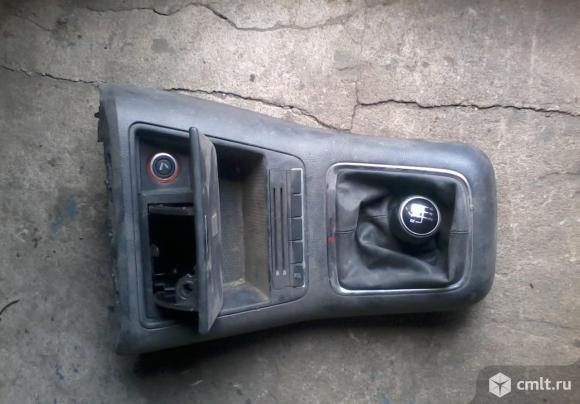 Volkswagen tiguan 1.4 Турбо. Фото 4.