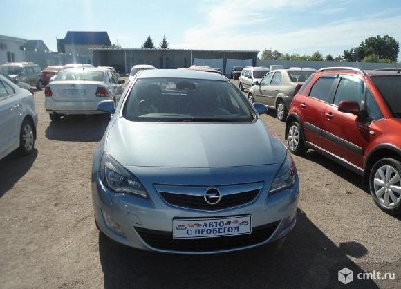 Opel Astra - 2011 г. в.. Фото 3.