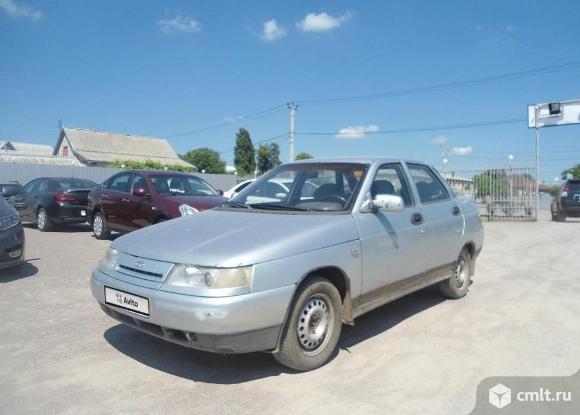 ВАЗ (Lada) 2110 - 2002 г. в.. Фото 1.