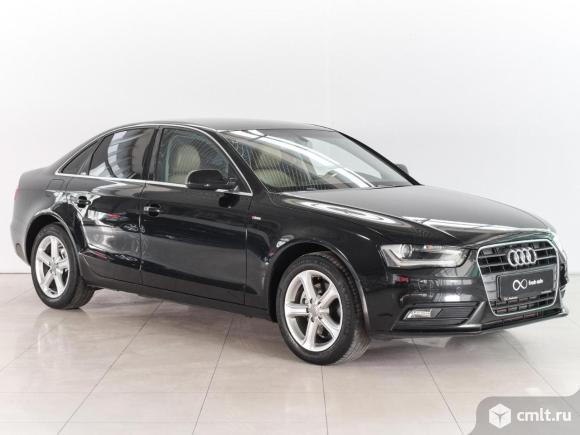 Audi A4 - 2012 г. в.. Фото 1.