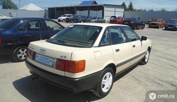 Audi 80 - 1987 г. в.. Фото 5.