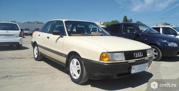 Audi 80 - 1987 г. в.. Фото 1.