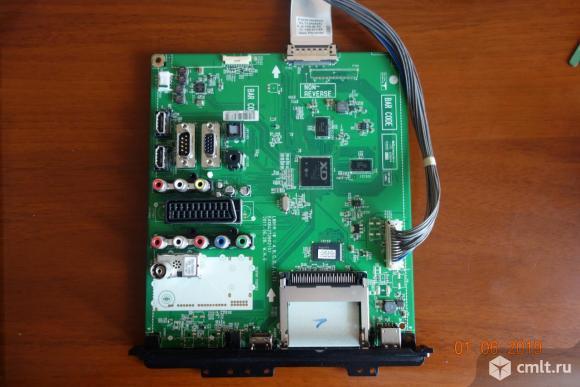 Телевизор ж/к LG 32LS3510. Фото 1.