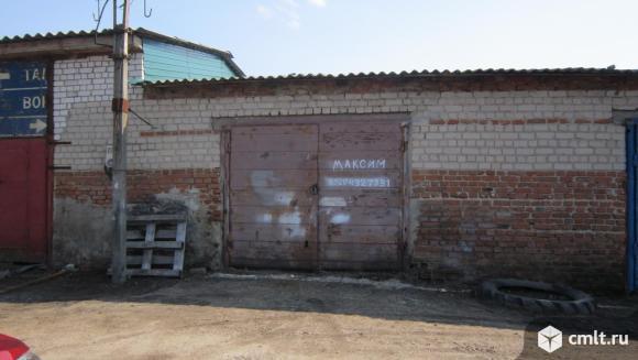 Новоусманский район, Бабяково, Совхозная ул.: место под. Фото 1.