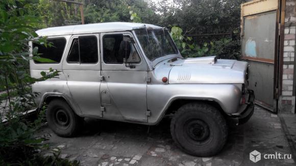 УАЗ 3151 - 1988 г. в.. Фото 1.