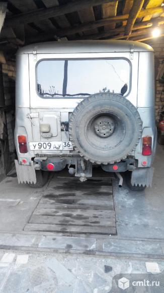УАЗ 3151 - 1988 г. в.. Фото 3.