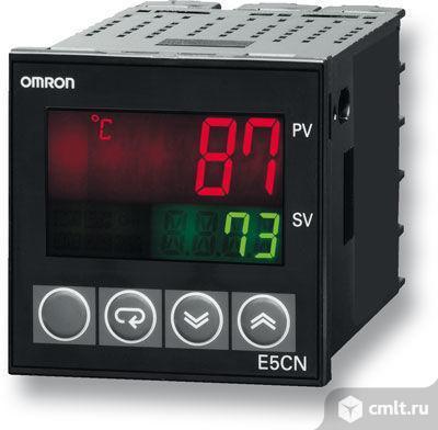 Контроллер температуры E5CN. Фото 1.