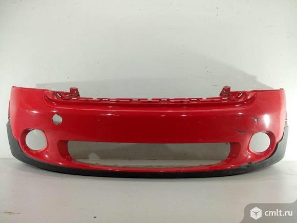 Бампер передний MINI COOPER R60 10-16 б/у 51119806063 51119801917 3*. Фото 1.