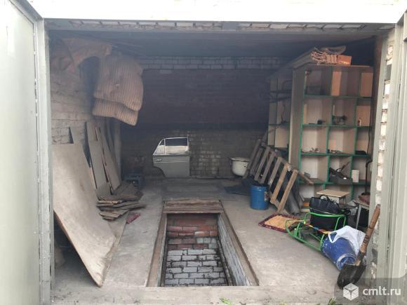 Капитальный гараж 45,4 кв. м Электрон. Фото 1.