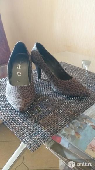 Туфли - лодочки. Фото 1.