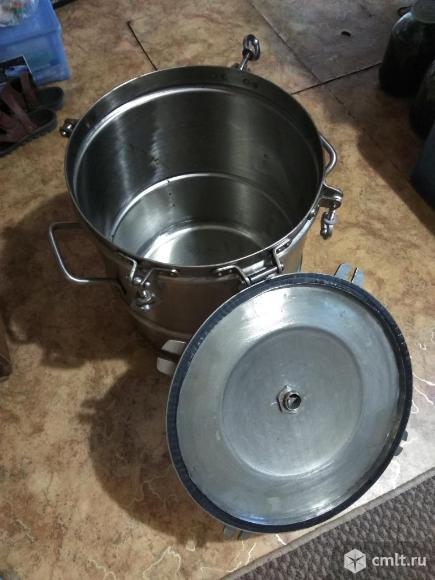 Скороварка 50 литров из нержавейки. Фото 3.