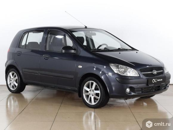 Hyundai Getz - 2009 г. в.. Фото 1.