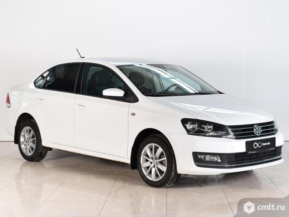 Volkswagen Polo - 2018 г. в.. Фото 1.