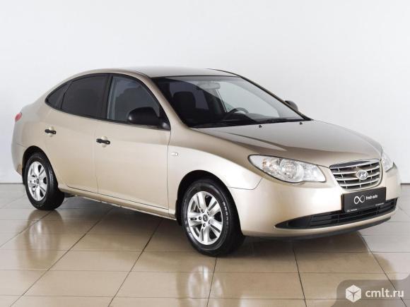 Hyundai Elantra - 2010 г. в.. Фото 1.