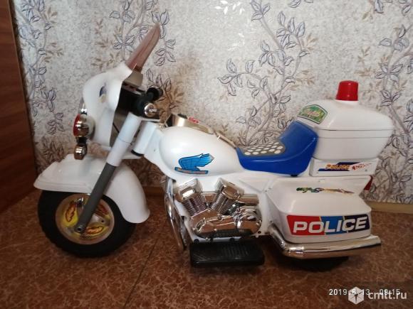 Продам электромотоцикл детский. Фото 1.
