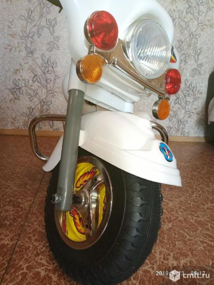 Продам электромотоцикл детский. Фото 4.