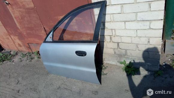 Chevrolet Lanos передняя левая дверь передняя правая б/у номер 96303836, 96303837