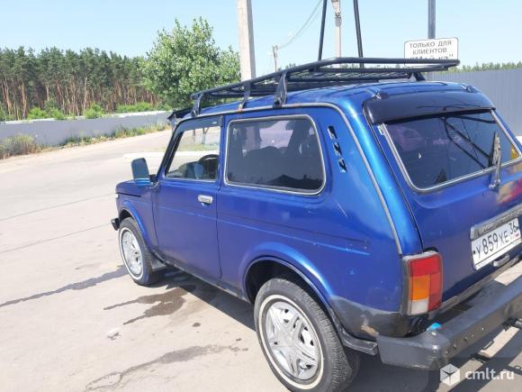 ВАЗ (Lada) 21213-Нива - 1999 г. в.. Фото 1.
