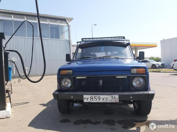 ВАЗ (Lada) 21213-Нива - 1999 г. в.. Фото 7.