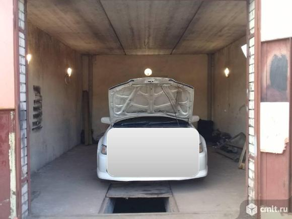 Капитальный гараж 52,4 кв. м Электрон. Фото 1.
