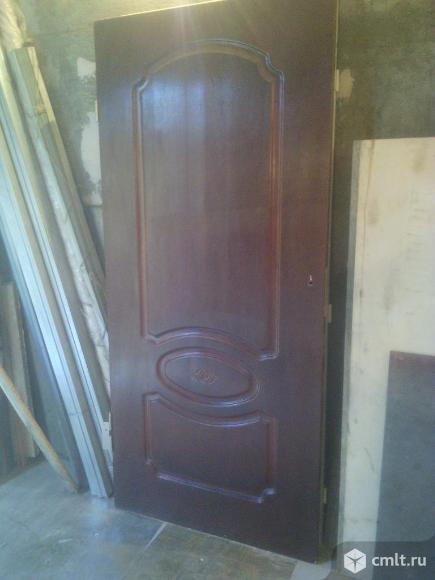 Дверь деревянная межкомнатная. Фото 4.