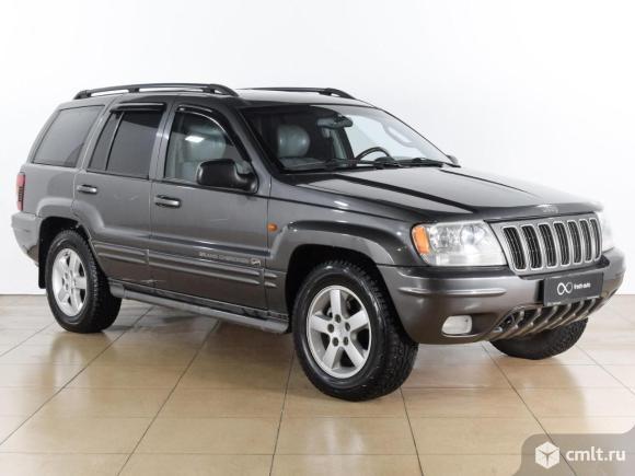 Jeep Grand Cherokee - 2002 г. в.. Фото 1.