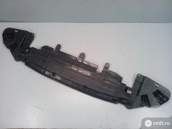 Дефлектор защитный бампера переднего нижний TOYOTA CAMRY V70 18- б/у 5261833060 4*. Фото 1.