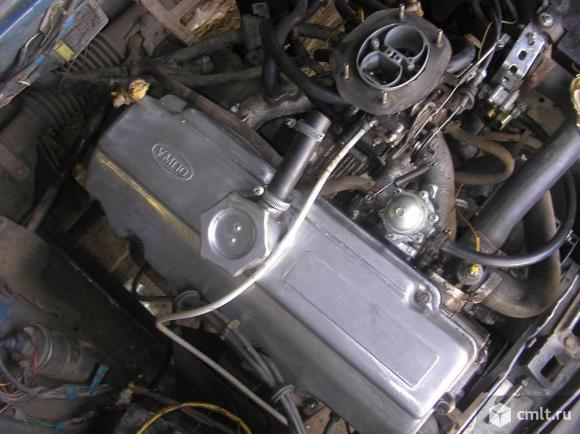 Двигатель москвич. Фото 1.
