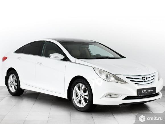 Hyundai Sonata - 2010 г. в.. Фото 1.