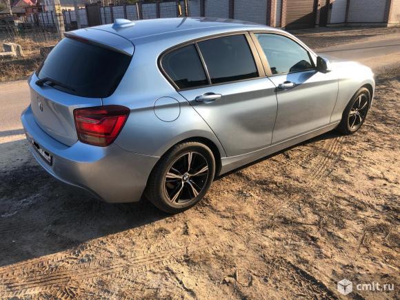 BMW 116 - 2012 г. в.. Фото 6.