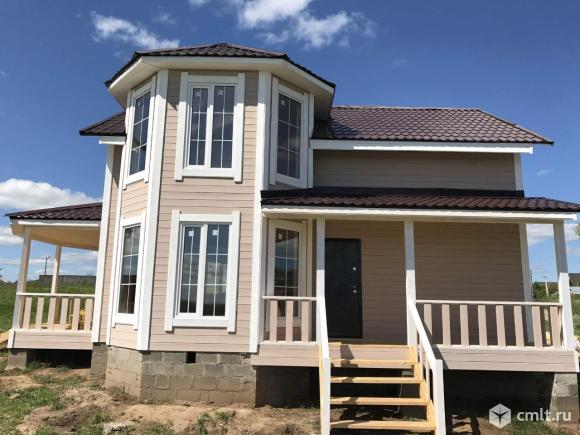 Продается: дом 145 м2 на участке 10 сот.. Фото 1.