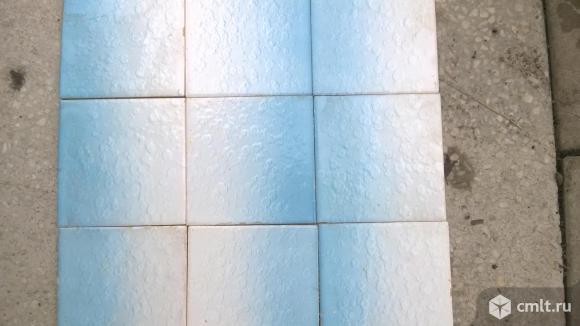 Плитка керамическая б/у. Фото 1.