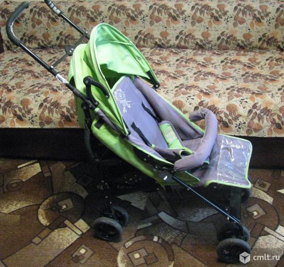 Детская летняя коляска.. Фото 1.