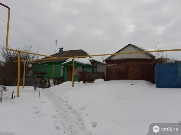 Хохольский район, Оськино. Дом, 37 кв.м, 2 комнаты, свет. Фото 6.