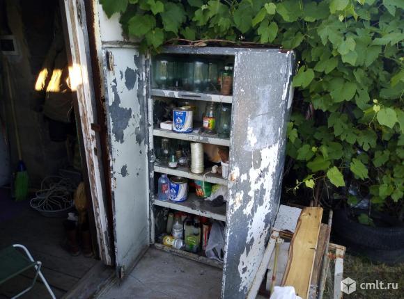 Шкаф из оцинковки. Фото 7.