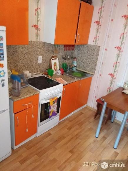 1-комнатная квартира 33,8 кв.м. Фото 1.