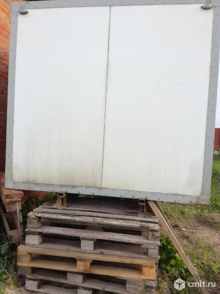 Термобудка газель. Фото 1.