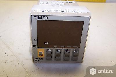 Таймер электронный H5CL-AD-500(OMRON). Фото 1.