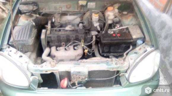 Chevrolet Lanos - 2005 г. в.. Фото 9.